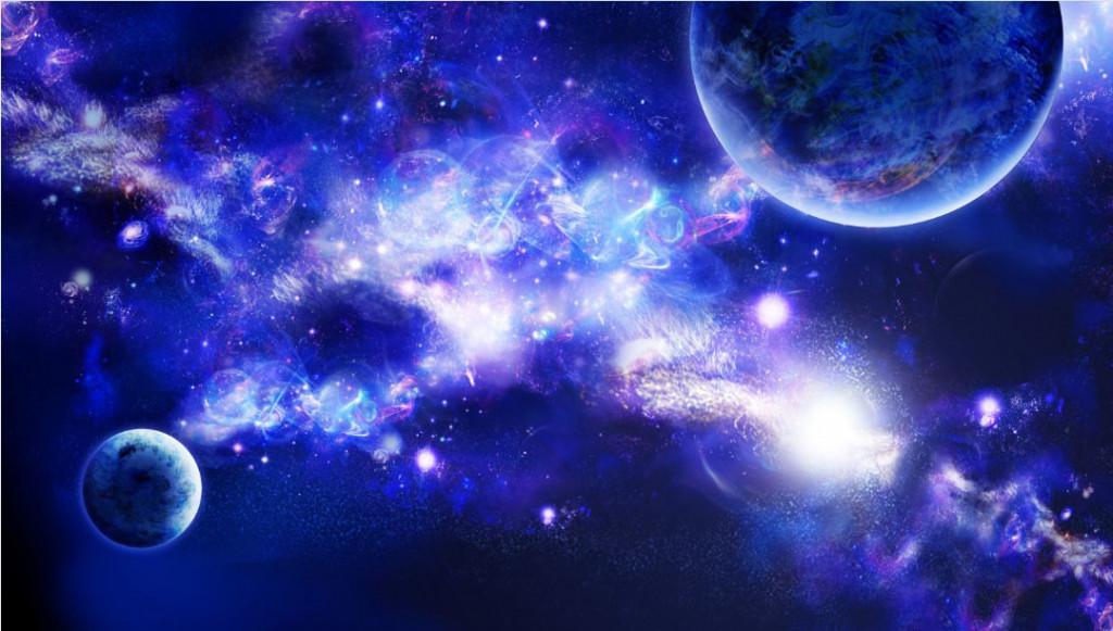 Фотообои  Красивый космос