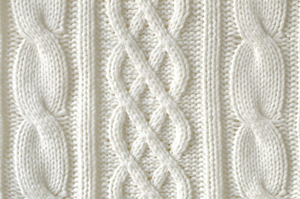 Фотообои вязание