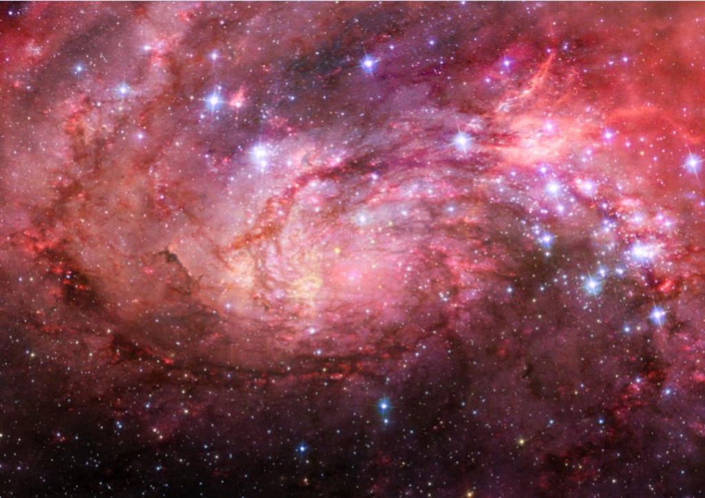 Фотообои Созвездие в космосе