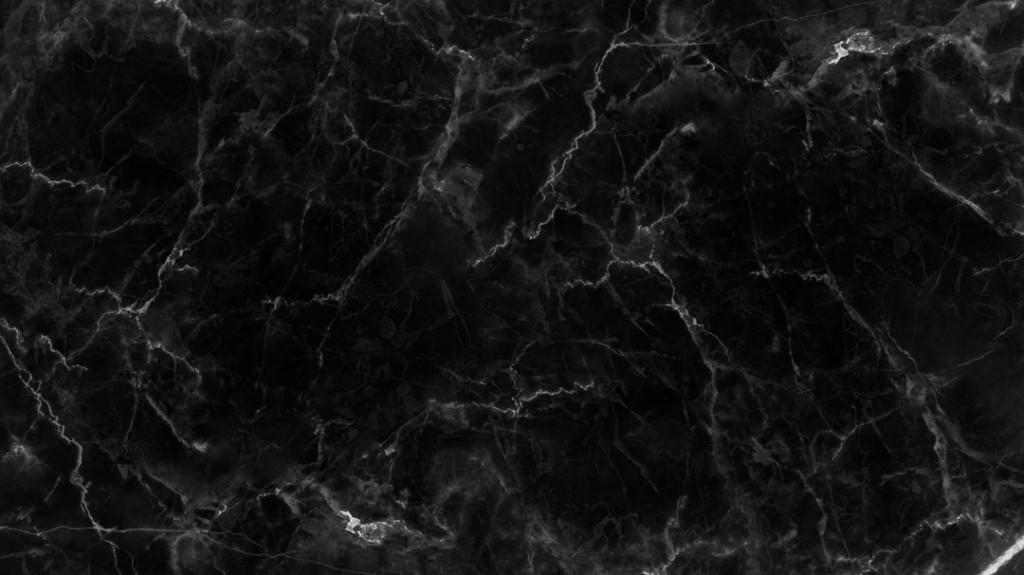 Фотообои Чёрный мрамор