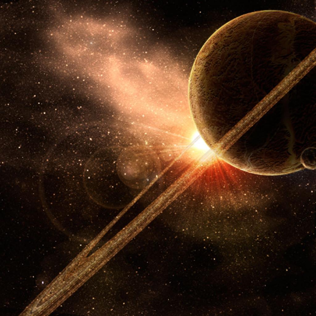 Фотообои Сатурн