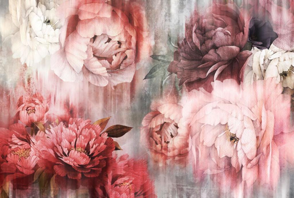 Фотообои  Дизайн  цветов