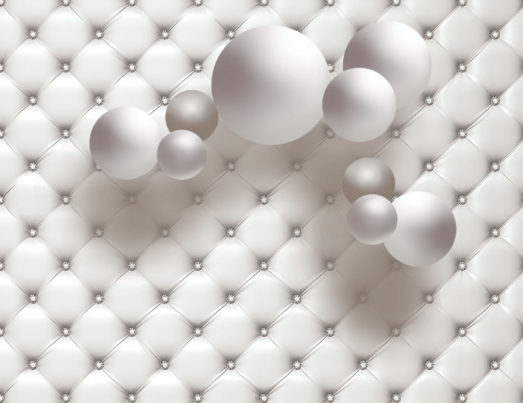 Фотообои шары