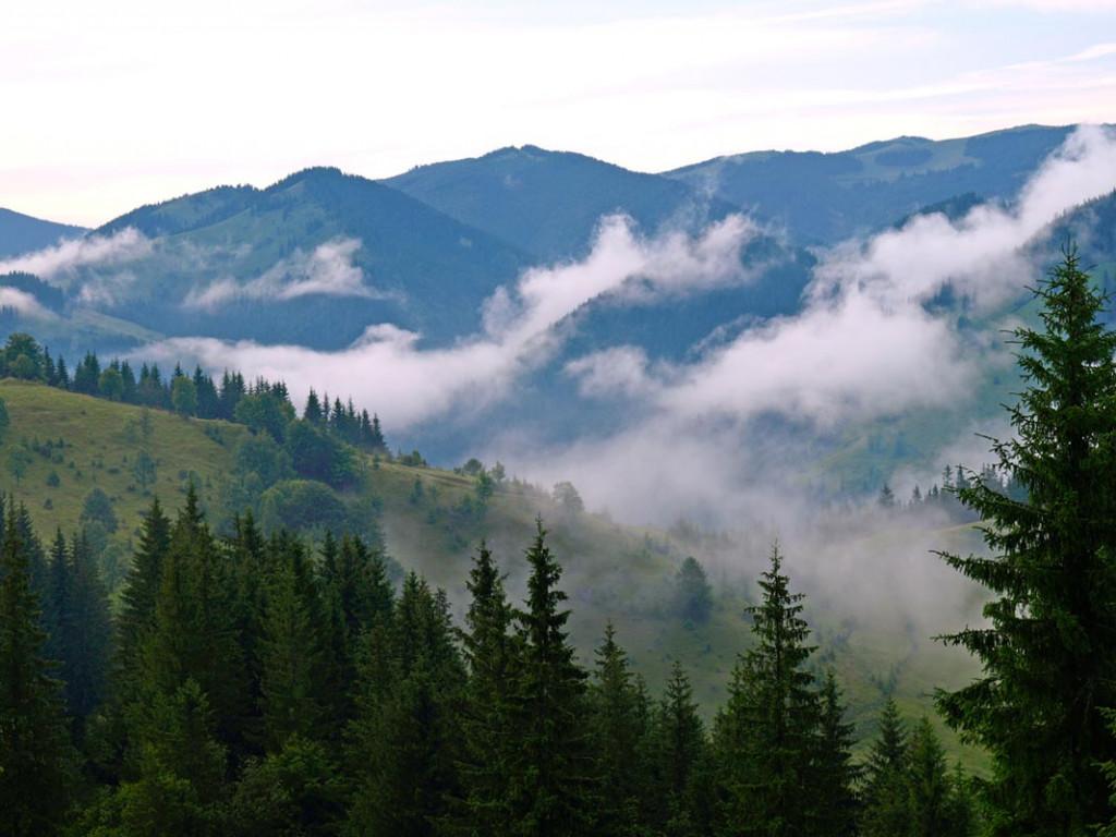 Фотообои Альпы