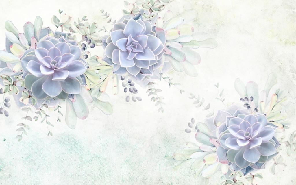 Фотообои Каменная роза