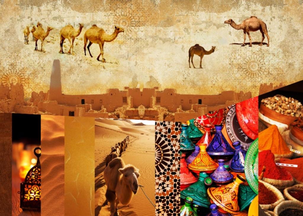 Фотообои Египетские мотивы