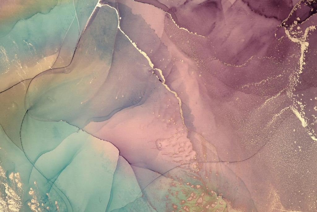 Фотообои Fluid art, эффект мрамора