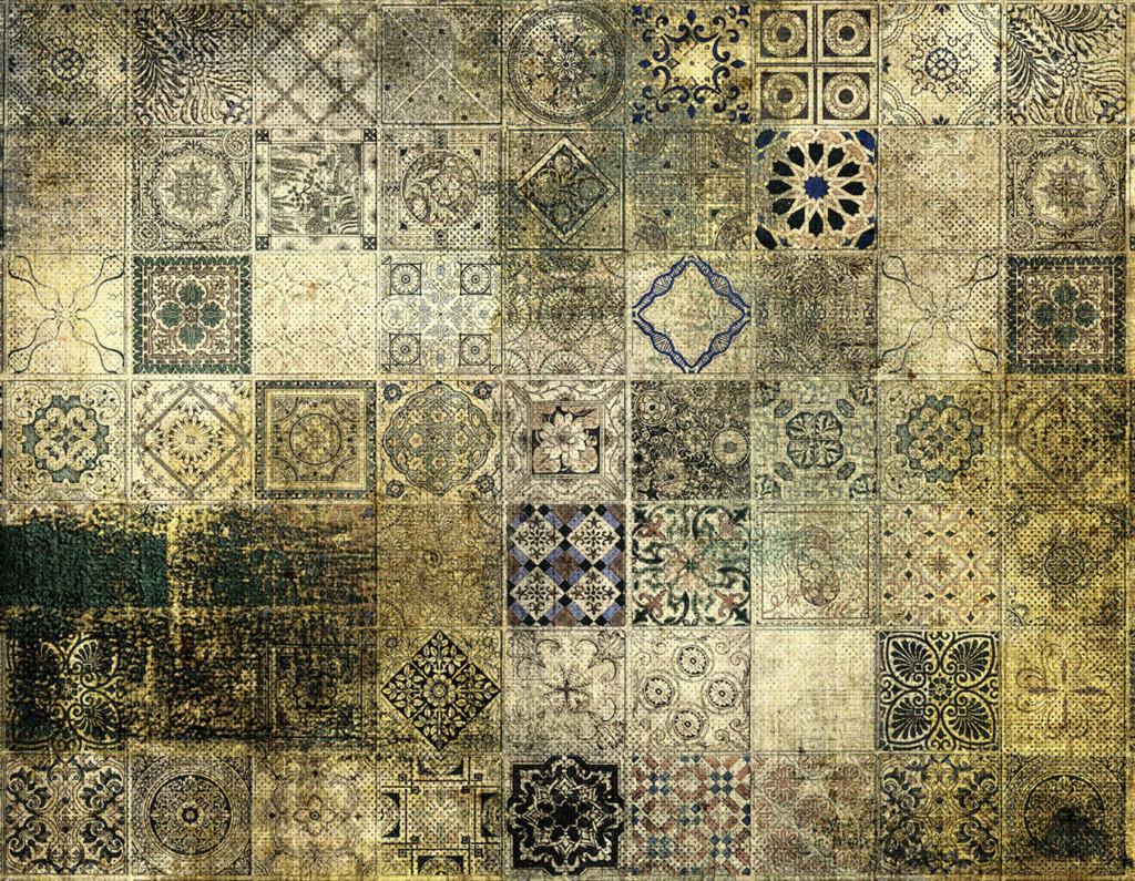 Фотообои мозаика