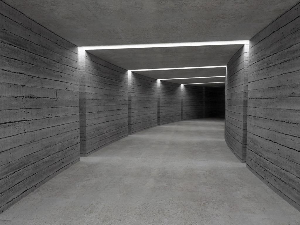 Фотообои 3д тоннель