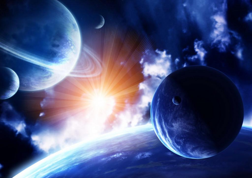 Фотообои Планеты