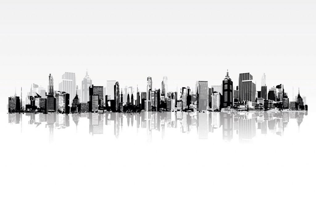 Фотообои Панорама мегаполиса