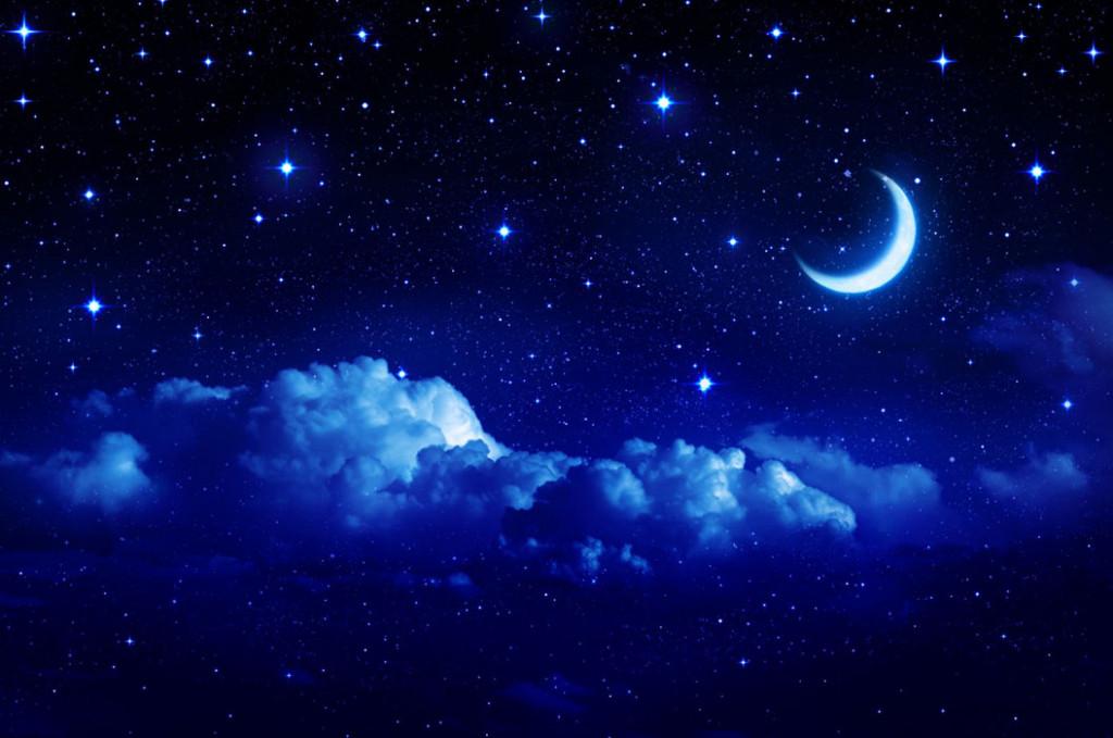 Фотообои Звёздное небо