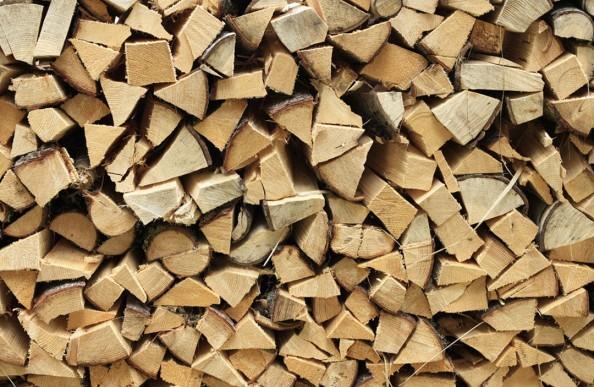 Фотообои Деревянные колышки