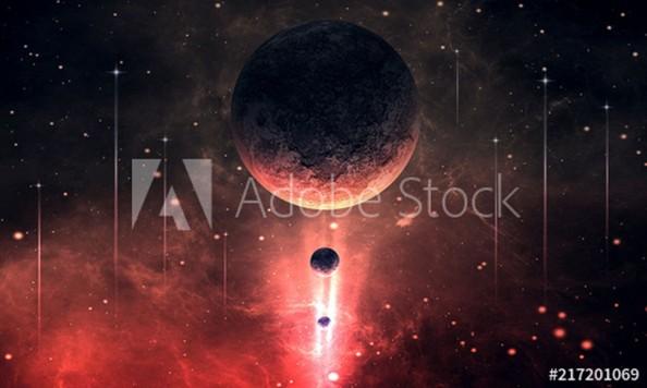 Фотообои  Планета