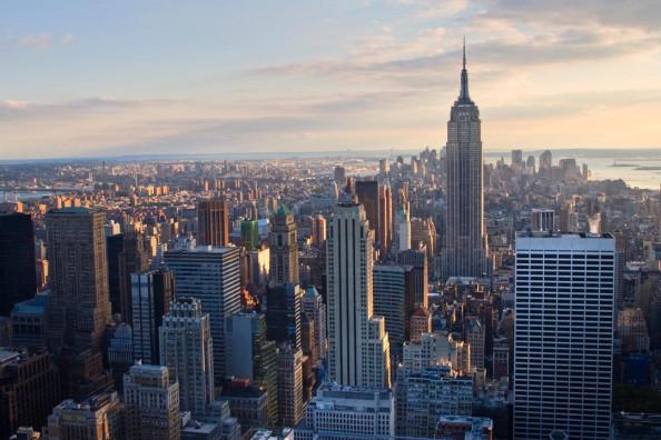 Фотообои Нью Йорк, город