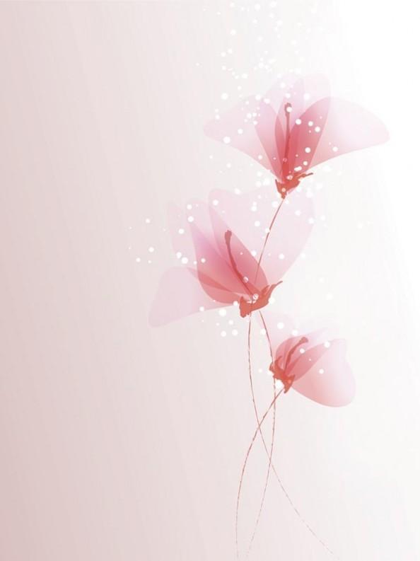 Фотообои Дизайнерчкий цветок