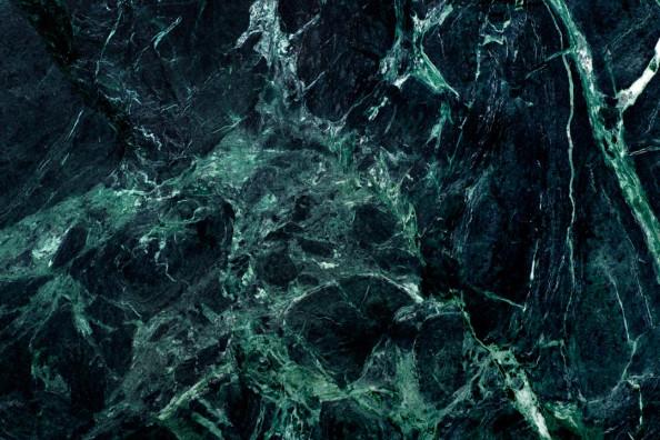 Фотообои Темно-зеленый мрамор