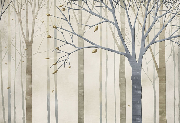 Фотообои Арт дерево