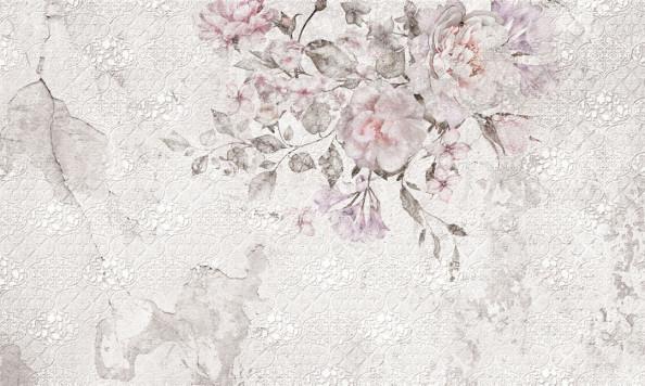 Фотообои Иллюстрация цветов