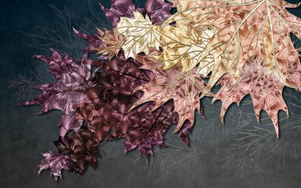 Фотообои Листья клена