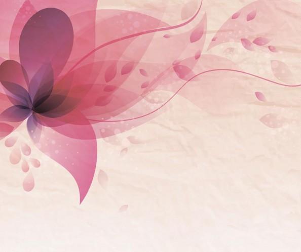 Фотообои Абстракция, цветок