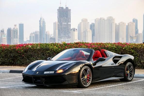 Фотообои Ferrari