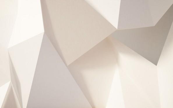 Фотообои  Объемная геометрия