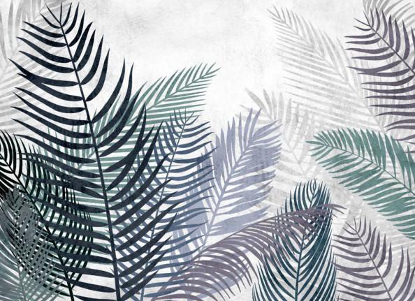 Фотообои  Тропики, листья
