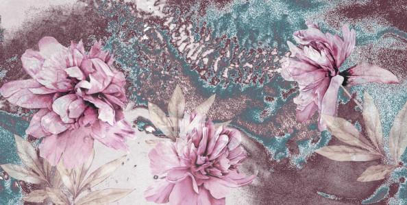 Фотообои Акварель, цветы