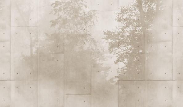 Фотообои Деревья в стиле лофт