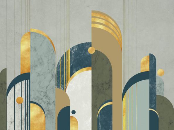 Фотообои арки, графика