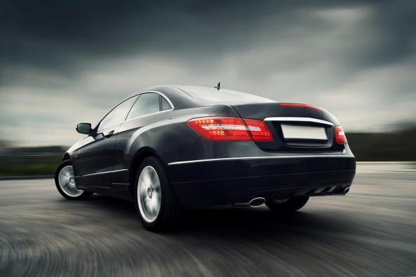 Фотообои Mercedes-Benz