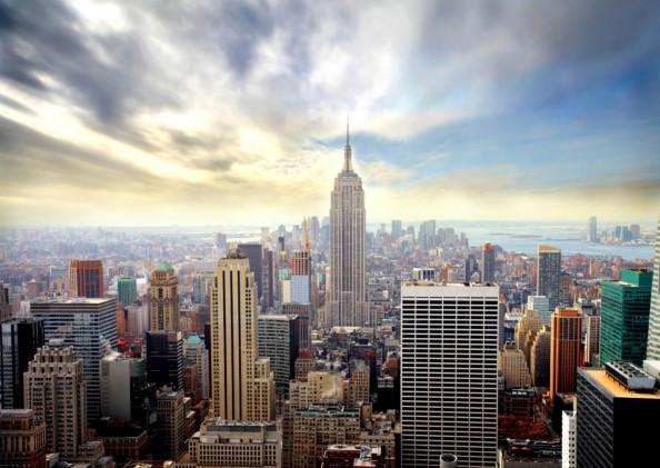 Фотообои Современный Манхэттен
