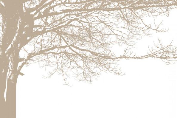 Фотообои Векторное дерево