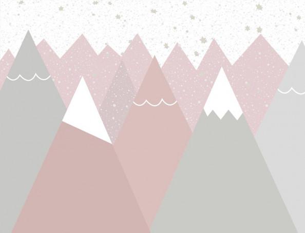 Фотообои Горы для детской