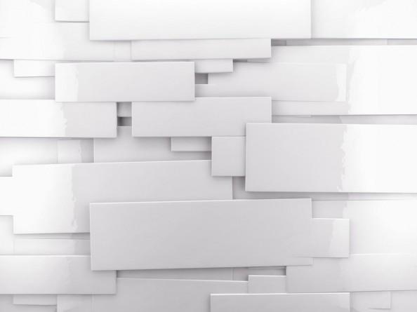 Фотообои 3d прямоугольники