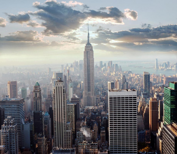 Фотообои New York City, мегаполис