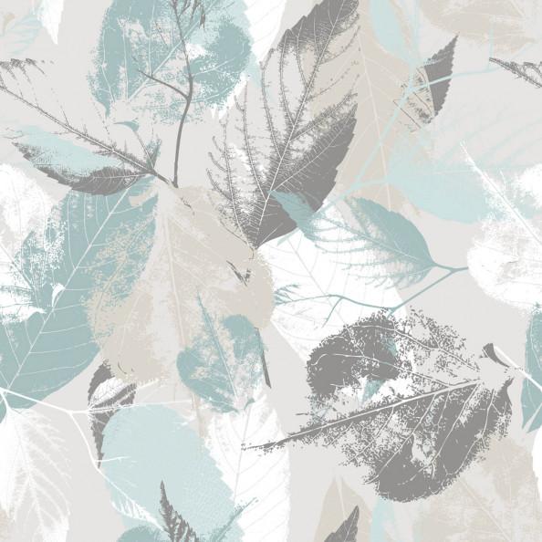 Фотообои дизайнерские листья